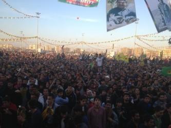 Öcalan manade till fred och demokrati