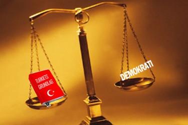 Turkiets grundlag består