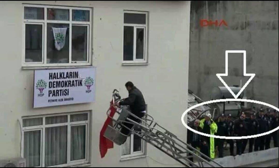 Etnisk rensning pågår i Turkiet!
