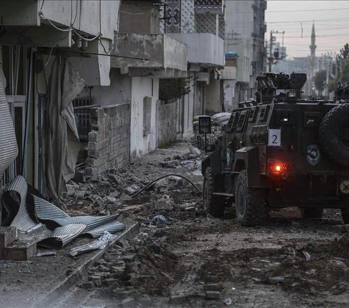 Turkiet terroriserar kurder
