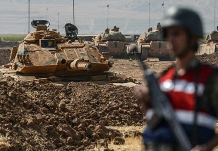 Turkiet bombar Kobani