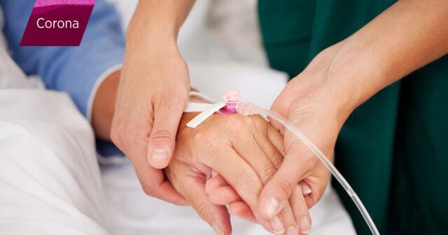 Fler yngre än äldre intensivvårdas i Sverige